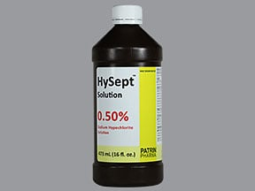 HYSEPT 0.50% SOLUTION
