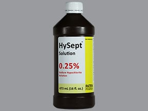HYSEPT 0.25% SOLUTION