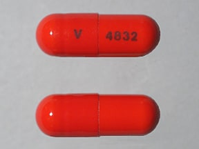 generic oxy with maroon coating.