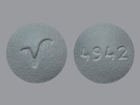 PERPHENAZINE 8 MG TABLET