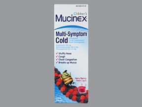 CHILD MUCINEX MULTI-SYMPTOM LQ