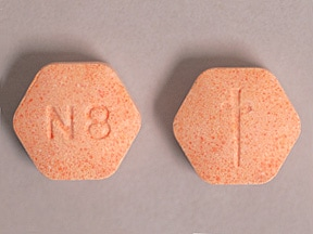 Round Orange Suboxone Pills