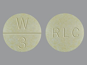 WESTHROID 195 MG TABLET