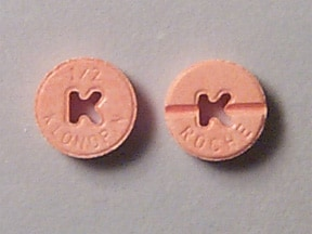 KLONOPIN 0.5 MG TABLET
