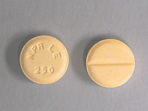 NAPROSYN 250 MG TABLET