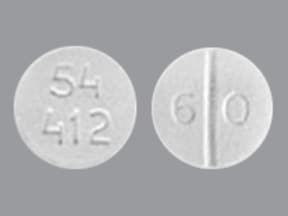 CODEINE SULFATE 60 MG TABLET
