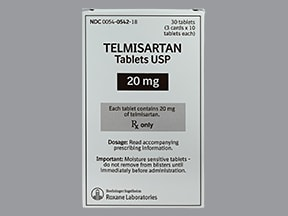 Telmisartan Side Effects Liver