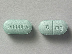 Image for Cardura oral 8 mg