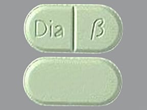 DIABETA 5 MG TABLET