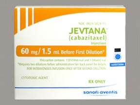 JEVTANA 60 MG/1.5 ML KIT