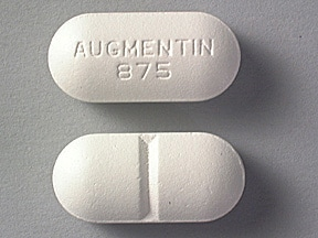AUGMENTIN 875-125 TABLET
