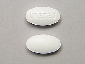 URSO 250 MG TABLET