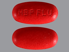 CORICIDIN HBP FLU TABLET