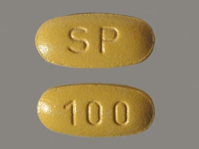 VIMPAT 100 MG TABLET