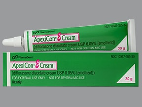 APEXICON E 0.05% CREAM