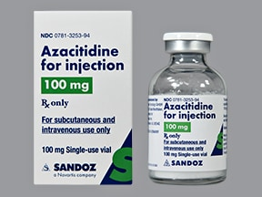 AZACITIDINE 100 MG VIAL
