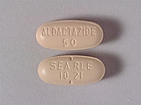 ALDACTAZIDE 50-50 TABLET
