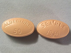 ALDACTONE 50 MG TABLET