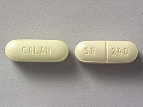 Image for Calan SR oral 240 mg