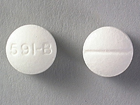 MEPROBAMATE 200 MG TABLET