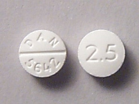 MINOXIDIL 2.5 MG TABLET