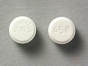 CLARITIN 10 MG TABLET