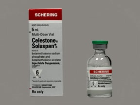 CELESTONE SOLUSPAN 6 MG/ML