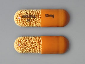 ADDERALL XR 30 MG CAPSULE