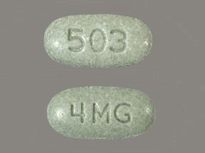 INTUNIV ER 4 MG TABLET