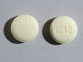 BENICAR 5 MG TABLET