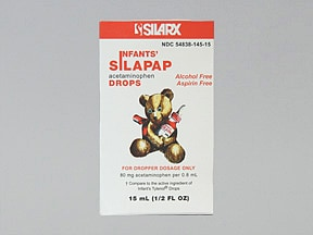 SILAPAP INFANT'S DROPS