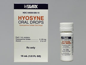 HYOSYNE 0.125 MG/ML DROP