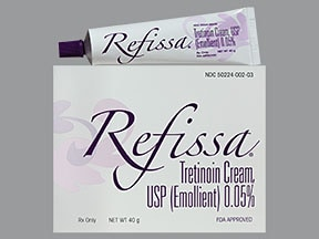 REFISSA 0.05% CREAM