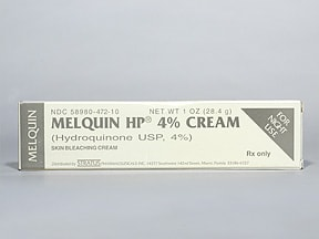MELQUIN HP 4% CREAM