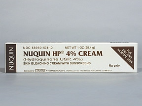 NUQUIN HP 4% CREAM