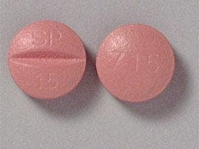 UNIVASC 15 MG TABLET