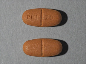 PEXEVA 20 MG TABLET