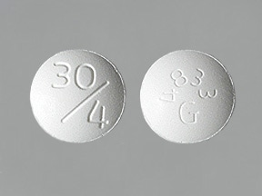 DUETACT 30-4 MG TABLET