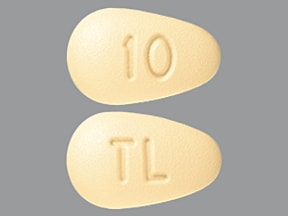 BRINTELLIX 10 MG TABLET