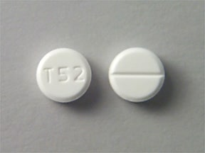 ACETAZOLAMIDE 125 MG TABLET