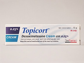 TOPICORT 0.25% CREAM