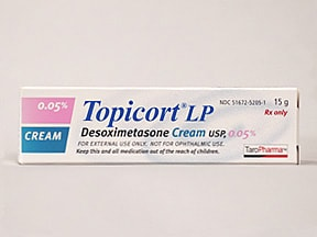TOPICORT 0.05% CREAM