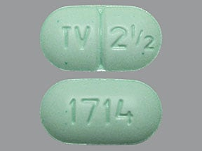 WARFARIN SODIUM 2.5 MG TABLET