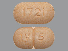 WARFARIN SODIUM 5 MG TABLET