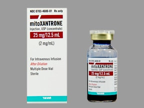 MITOXANTRONE 25 MG/12.5 ML VL