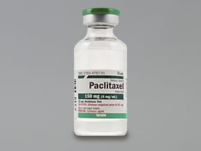 PACLITAXEL 150 MG/25 ML VIAL