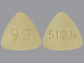 BENAZEPRIL HCL 5 MG TABLET