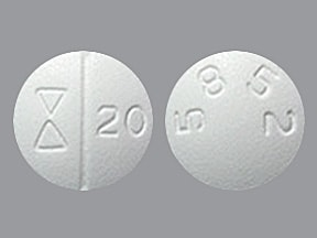 Escitalopram Oxalate 20mg