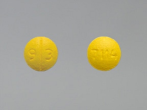 PAROXETINE HCL 10 MG TABLET