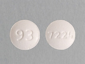 FOSINOPRIL SODIUM 40 MG TAB